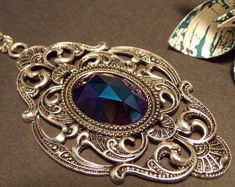 Jeweled Victorian Necklace
