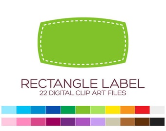 Digital Frame Clipart Digital Frames and Borders Label Clipart Digital Labels For Jars Frames Vintage Wedding Clipart Doodle Frames - A00064