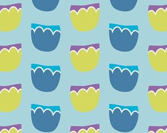 SAVE on 2.4 yd. bolt end--Dreamin' Vintage--Pretty Poesies--Jam---Jeni Baker--Art Gallery Fabrics