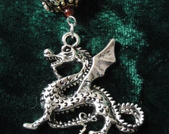 Dragon's Treasure Necklace