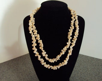 Vintage Tiny Shell Necklace