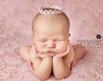 Harper Newborn Crown Photo Prop