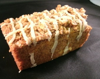 Homemade Apple bread, Moist Gourmet Apple bread  Buy 1 get 2nd free, edible gift, homemade treat, Dessert bread, Sweet snacks, holiday treat