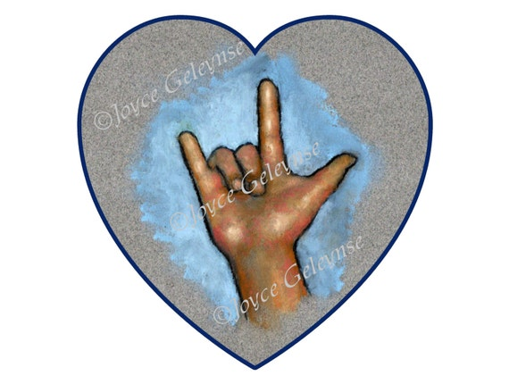 i Love You Sign Language Clip Art Clip Art i Love You in Sign