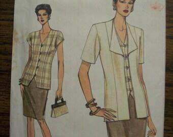 Vogue 9008, Ladies Suit Pattern