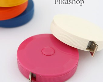 25% Off S A L E: Sewing Retractable Tape Measure (Inches and Cm) - Fikashop