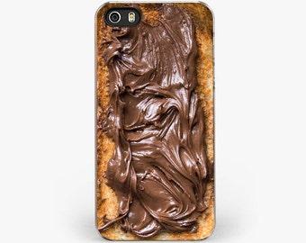 Choco Toast IPHONE 6s CASE, iPhone 6 case, iPhone 6 PLUS case, iPhone 5/5S, iPhone 5C case, , Chocolate, Candy, Nutella