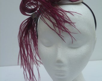 SALE ITEM  Red Feathers on a blustery day