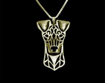 Standard Manchester Terrier - gold
