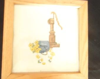 Old-fashioned Pump