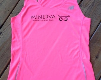 Minerva Muses Running Club Tank - Large