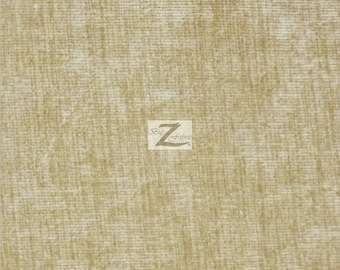"""Solid Corduroy Fabric - TAUPE - 60"""" Width Sold By The Yard"""