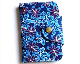 Passport Wallet, Travel Wallet, Travel Organizer, Passport Cover, Women Wallet, Credit Card Wallet