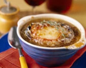 CROCK POT French Onion Soup Recipe
