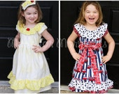 Belle everyday princess PDF Pattern instant download 6mnth-8years