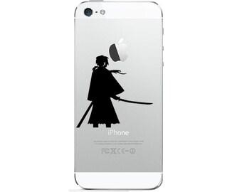 iPhone anime Decal  Sticker  Ruronin Kenshin Himura