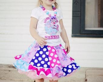 Abby Cadabby twirl skirt