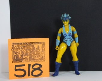 1982 Masters of the Universe Evil Lynn figure