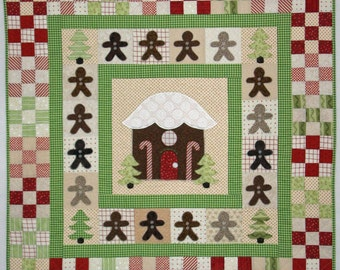 Ginger Scraps: A Christmas Wall Hanging
