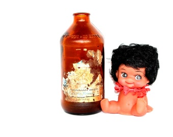 Vintage Hawaiian Beer Bottle, Primo Beer