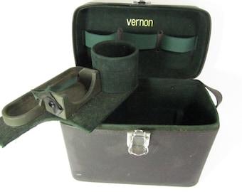 Vintaqe Camera Case, Vintage Camera, Camera Case