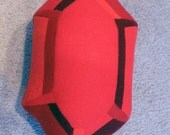 Red Rupee Pillow