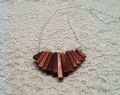 Goldstone Necklace, Gemstone Necklace, Healing Jewelry