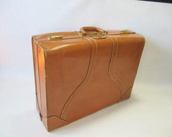 Luggage Antique Leather Case, Maximillion