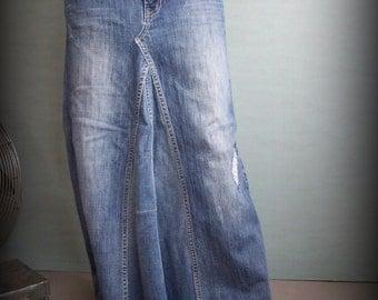 CUSTOM | Basic Denim Skirt