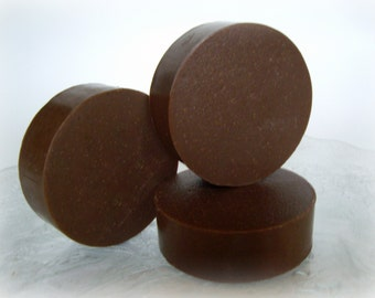 Beer Soap Homemade Soap Scented With Brown Sugar & Fig Fragrance Are nd Made With Bentonite Clay Pure and Tussah Silk