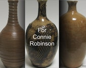 For CONNIE ROBINSON only