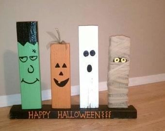 2x4 Indoor/outdoor Halloween decoration