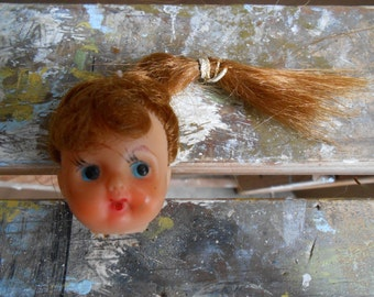 Doll Head 1950's or 60's