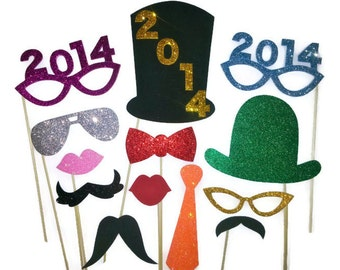 340 x 270 jpeg 27kB, New Year 2015 Photo Booth Prop Patterns | New ...