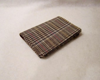 Mens Business Card Holder or Wallet, Gift Card or Credit Card Wallet - Great Gift