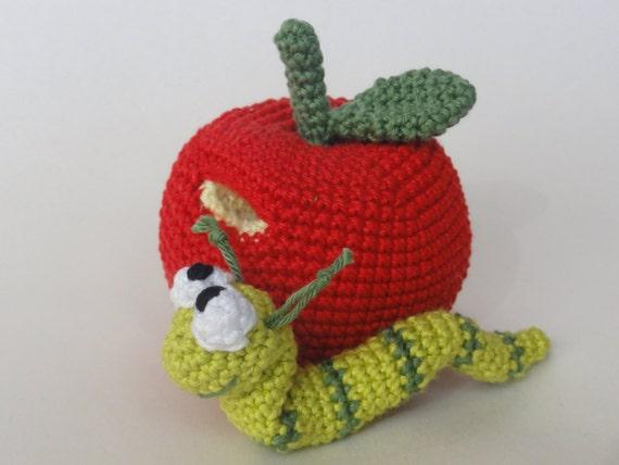 Amigurumi Crochet Pattern - William the Worm from IlDikko ...