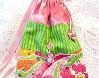 Pink Wristlet for Girls