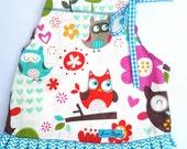 Lovely Owls Dress