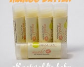 Muah! All natural lip balm with mango butter