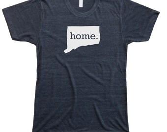 Homeland Tees Men's Connecticut Home T-Shirt