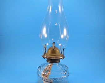 Vintage P & A (Plume and Atwood) Risdon Risdon Oil Lamp Risdon Kerosene Lamp, Eagle Risdon Eagle Oil Lamp Eagle Kerosene Lamp Hurricane Lamp