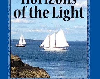 Horizons of the Light Blank Scripture Journal