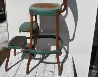 Popular Items For Vintage Step Stool On Etsy