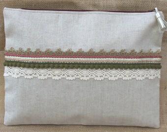 Oversized Embellished Clutch Bag***SALE***
