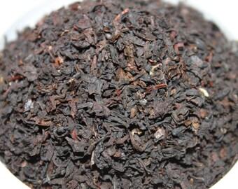 Organic Black Tea: Grapefruit Black Tea Blend - Loose Leaf Tea, Loose Tea Blend