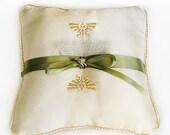 Custom Legend of Zelda, Assassin's Creed Ring Pillow