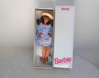 """Barbie """"Little Debbie"""" Barbie NRFB 1992"""