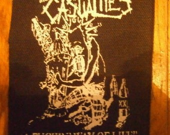 The Casualties Patch