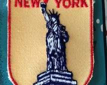 New York Travel Patch by Voyager
