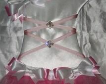 Tutu Dress Hair Bow Holder, Hair Bow Display, Girl Accessories, Birthday Gift, Baby Shower Gift